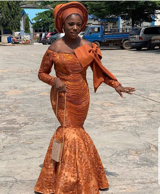 2020 Classy Asoebi Styles for Events