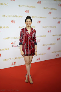 Tamannah Bhatia Exclusive in Red Blazer and Red Shorts Spicy Pics ~  Exclusive 008.JPG