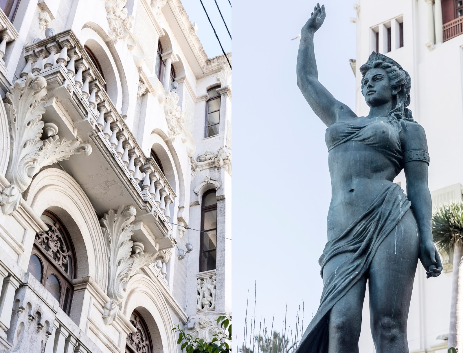 Ceuta, Spain, Africa, Espanja, matkailu, matkustus, rantaloma, lomakohde, valokuvaaja, photographer, Frida Steiner, Visualaddict, visualaddictfrida, valokuvaus, architecture, statue, calypso