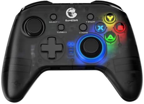 Review GameSir T4 pro Wireless Game Controller