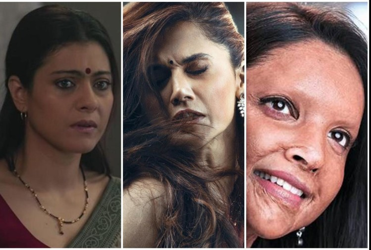 international-womens-day-2020-chhapaak-to-thappad-4-women-oriented-bollywood-films