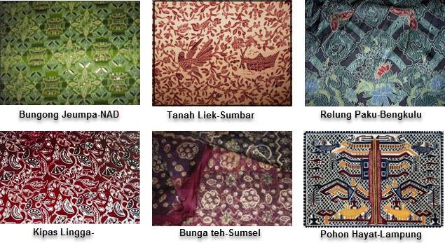 Motif Hias Sumatera