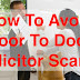 How To Avoid Spring's Door-To-Door Solicitor Scams