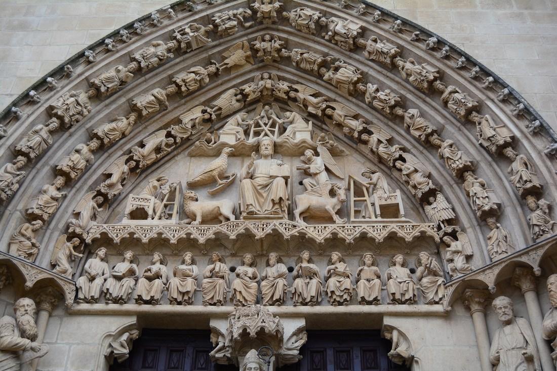 porte du Sarmental