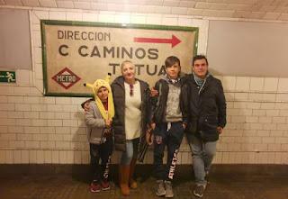 Madrid, Estación fantasma de Chamberí.