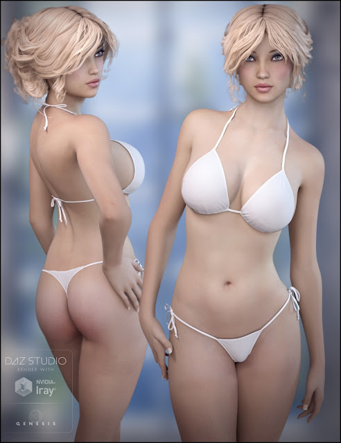 Jenara for Genesis 3 Female