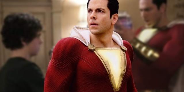 Director de ¡Shazam! revela la versión 3D de la película