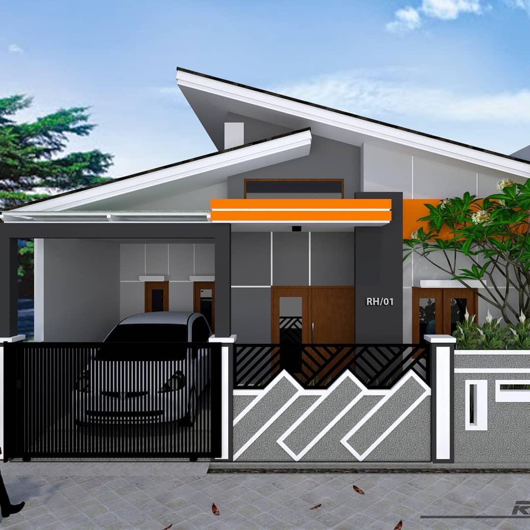 Kumpulan Model Desain Rumah Minimalis Modern 2020 Yang ...
