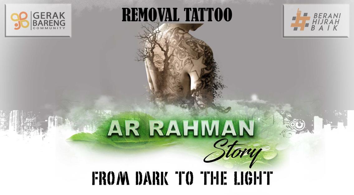Persyaratan Hapus Tatto