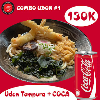 Udon Tempura Coca