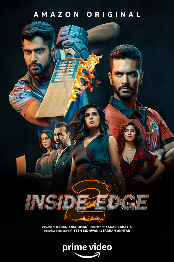 Inside Edge (2019) Hindi WEB-Series [Season 2] WEB-DL – 720P – x264 – 1GB – Download