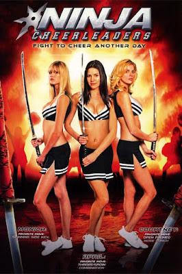 Ninja Cheerleaders 2008 Dual Audio Hindi 720p BluRay 800MB