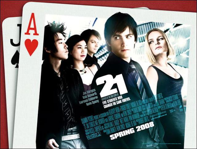 Rare Movies HD: 21 Twenty One the Movie 2008