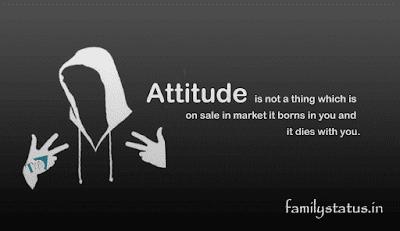 Best Attitude Status, Attitude Whatsapp Status Images