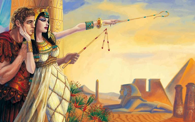 Fakta Cleopatra