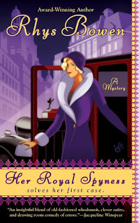 Rhys Bowen's Royal Spyness series
