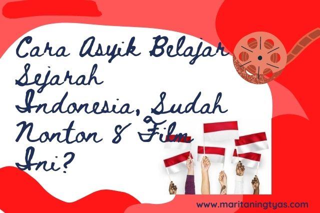 film-film Indonesia bertema sejarah