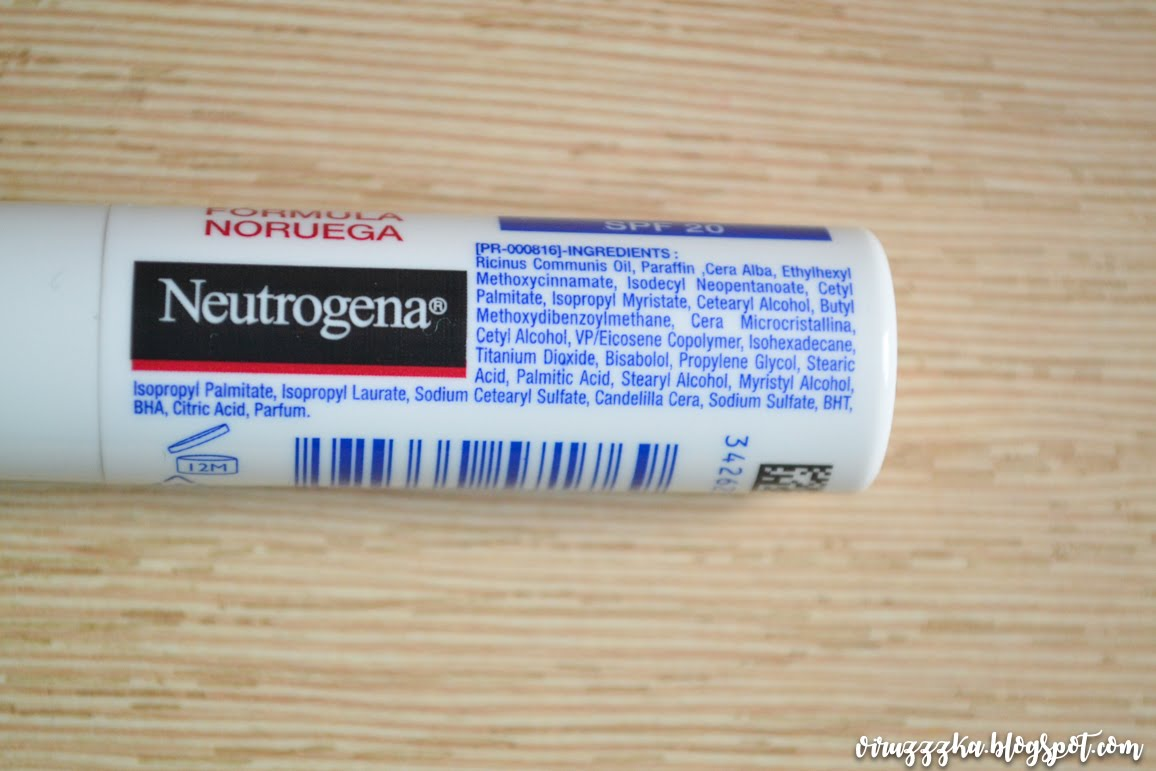 Neutrogena Lip Care