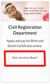 How to Apply for a Birth Certificate Online ~ InfoHub Kenya