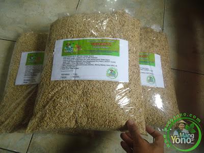 Zida Sururi Banyuasin,Sumsel  Pembeli Benih Padi TRISAKTI 75 HST Panen   sebanyak 15 Kg atau 3 Bungkus