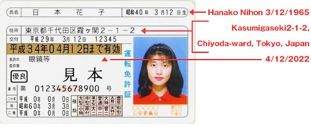 ペイントツールなどで日本語を英語に訳した画像をアップ