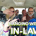 FAMILY VIDEO: Hanging With the In-Laws | Car Clean Out