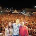 Milhares de pessoas participam da Festa de Emancipação Política de Inhapi