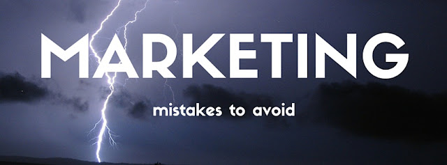 Top Internet Marketing Mistakes You Should Avoid