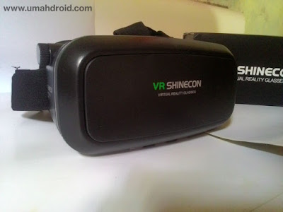 Review Desain Body VR Shinecon