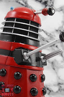 Custom TV21 Red Dalek Leader 07