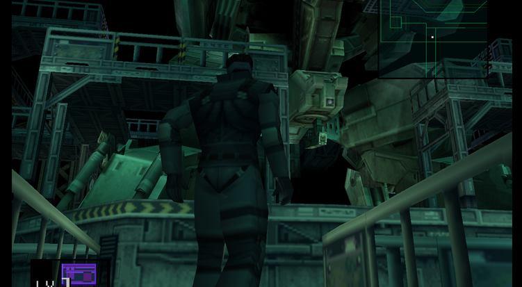 Metal Gear Solid PC Full