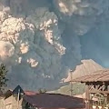 Gunung Sinabung Keluarkan Awan Panas, Jarak Luncur 3 KM