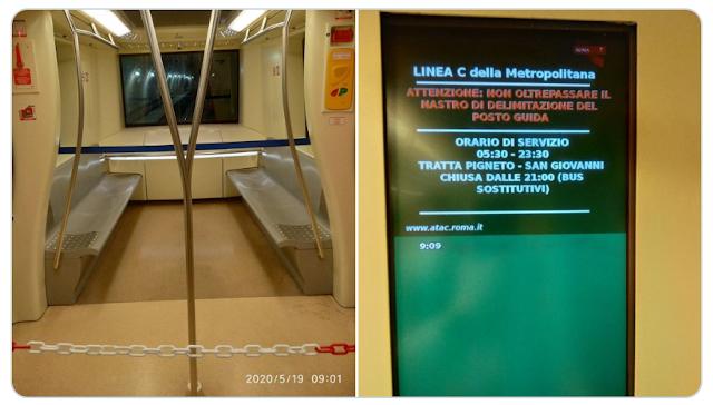 Metro C - Trova l'errore!
