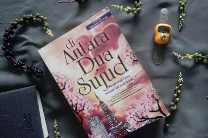 Review Novel Di Antara Dua Sujud