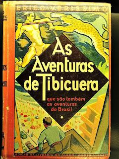 'As Aventuras de Tibicuera' (1937) - Érico Veríssimo