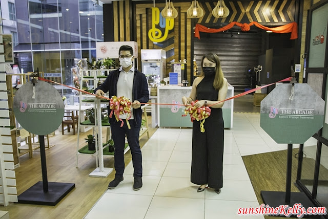 Pop The Arcade, Jaya One, New Retail Concept, Charles Wong, Alicia Tham, first urban arcade retrofits, Shopping, Lifestyle