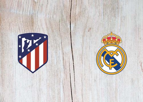 Atletico Madrid vs Real Madrid -Highlights 28 September 2019