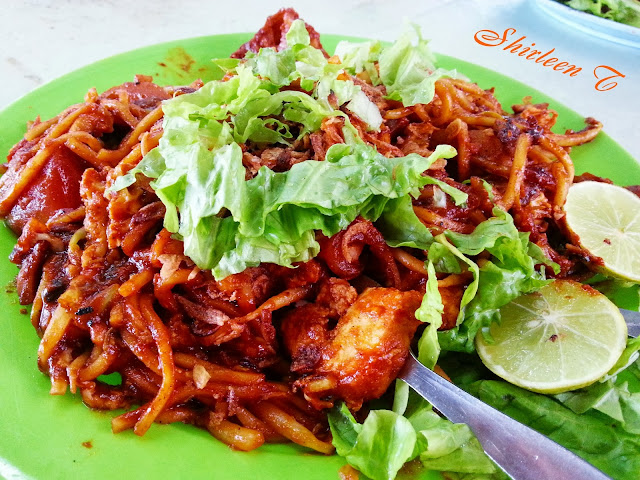 Rasheed Mee Goreng Jelutong Post Office