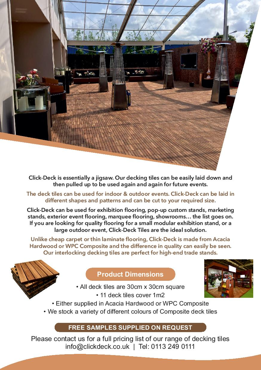 Click deck tiles discover our wide range of decking tiles today ppazfo