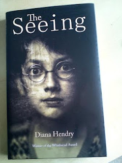 Cover for The Seeing by Diana Hendry