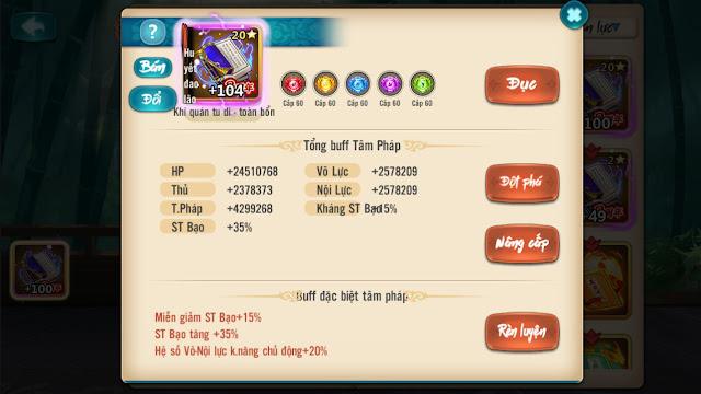Tam Khúc Xạ Điêu mobile: Game thẻ bài chiến thuật cập bến Việt Nam 8