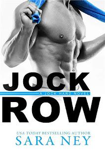 Jock row   Jock hard #1   Sara Ney