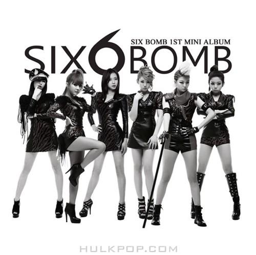 Six Bomb – Six Bomb First Mini Album (ITUNES MATCH AAC M4A)