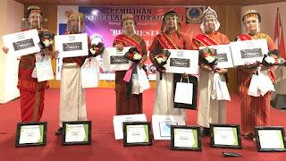 Pemilihan Duta Pelajar Toraja 2021 Sukses Digelar di Rantepao, Ini Juaranya