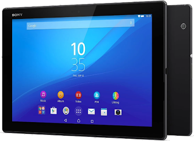 Cara Reset Tablet Sony Xperia Z4 LTE