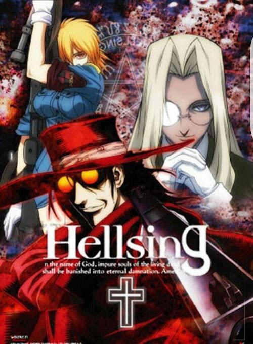 Descargar Hellsing [13 - 13][Sub Español][MEGA] HDL]