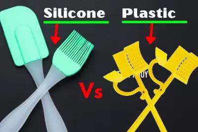 Silicone vs plastic kitchen utensils