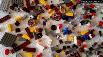 Jak czyścić klocki LEGO?