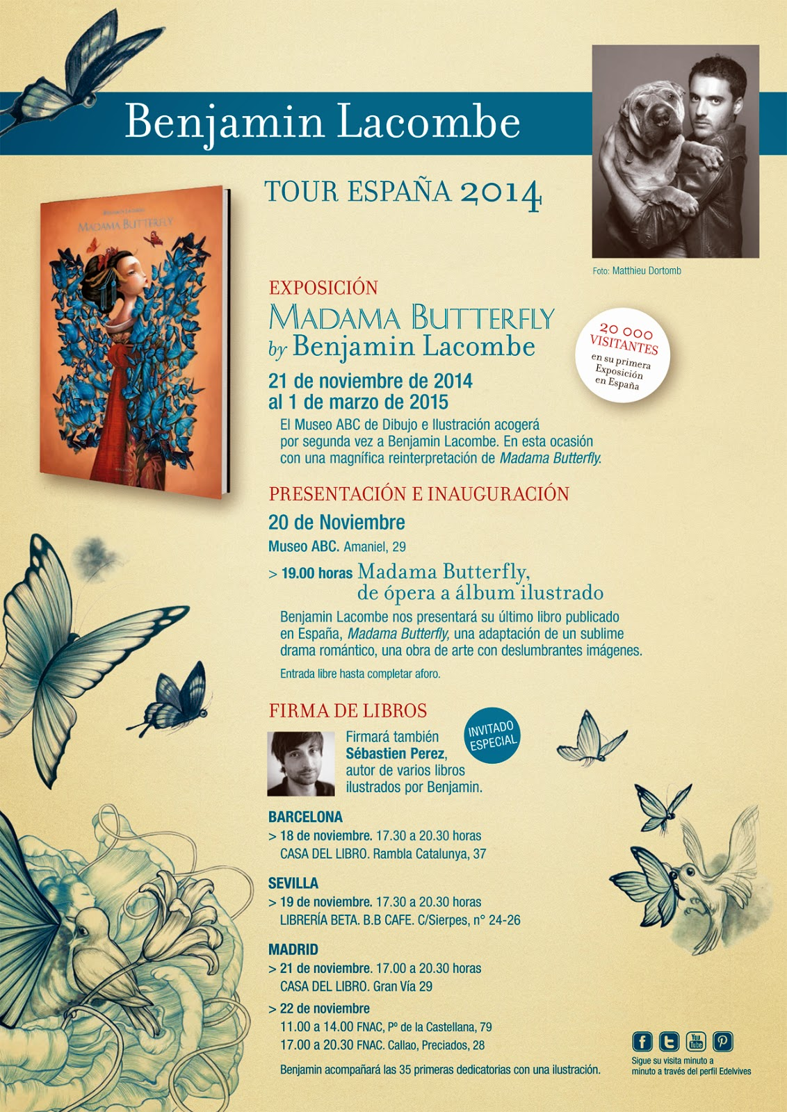 Libro Madame Butterfly Soñando Cuentos Madame Butterfly