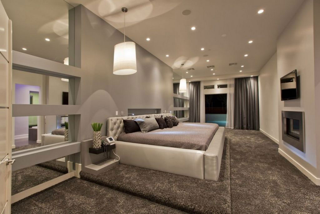 Home Decoration Ideas: Modern Homes Best Interior Ceiling